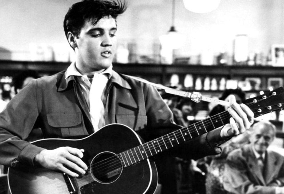 Elvis Presley: i film