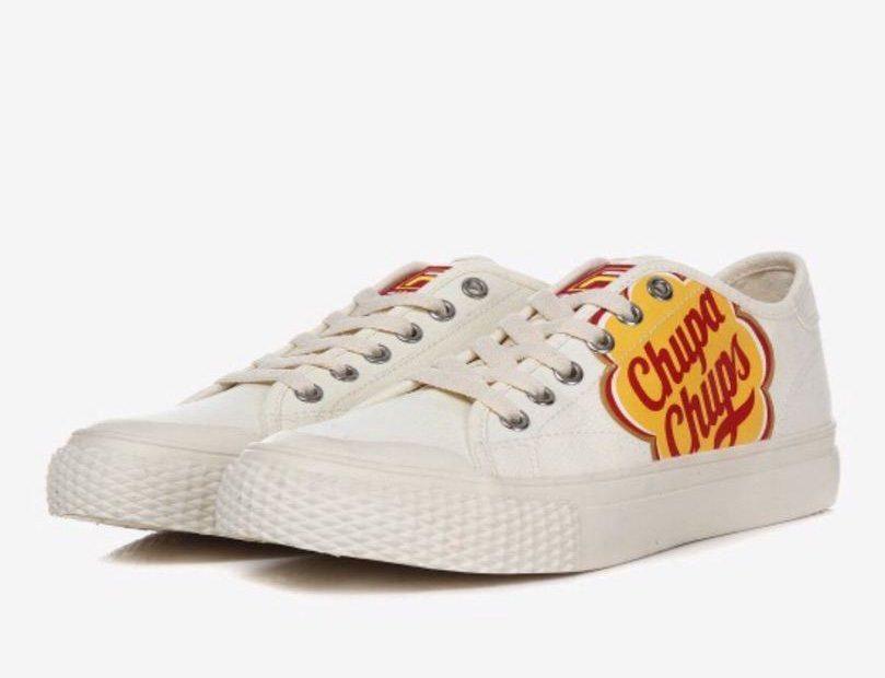 (帆布胶底)运动鞋(Sneakers)