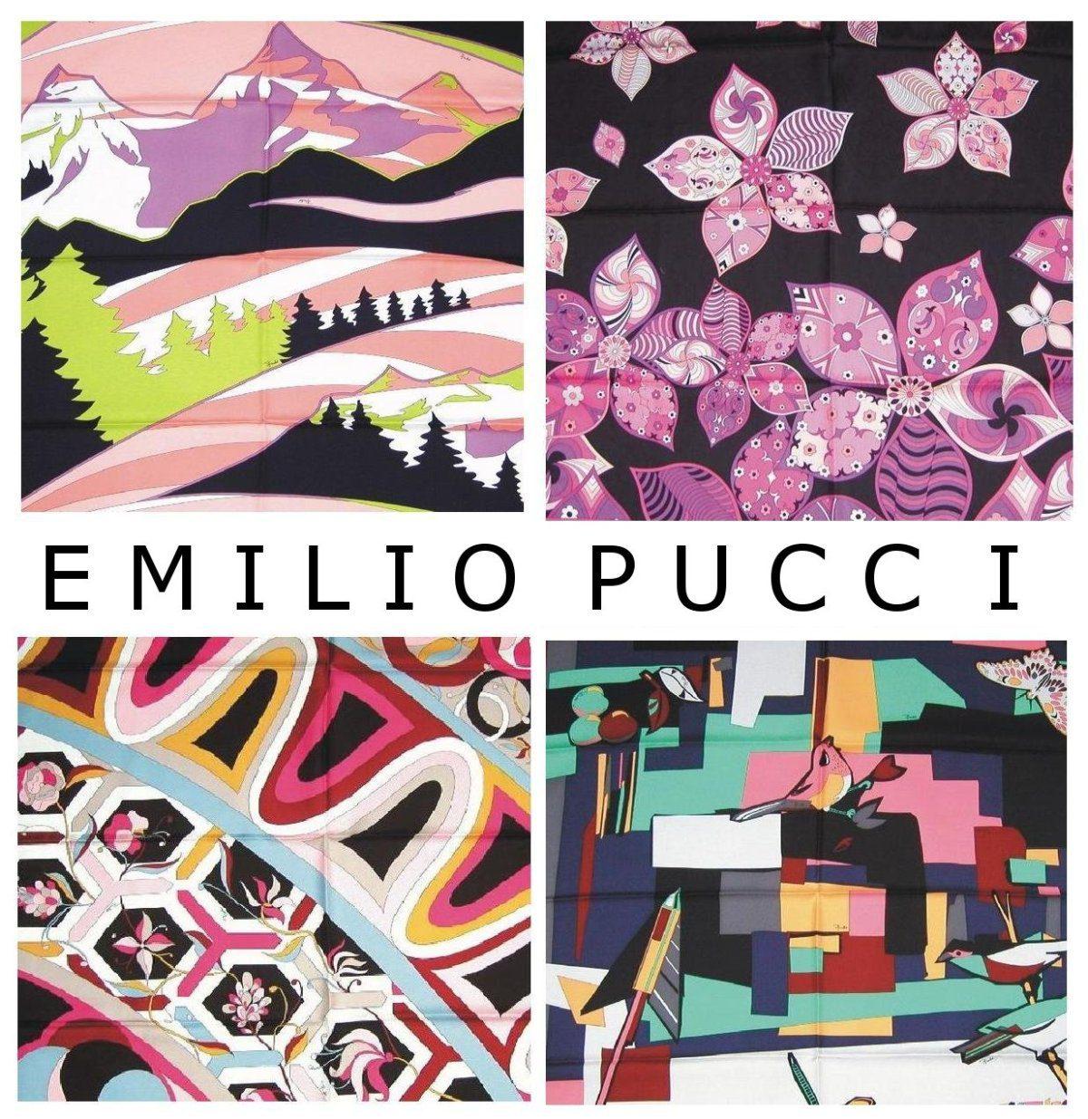 Emilio Pucci Prints
