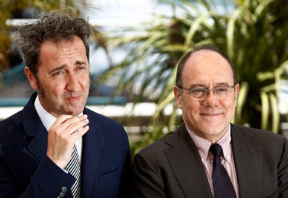Paolo Sorrentino gira La grande Bellezza con Toni Servillo e Carlo Verdone