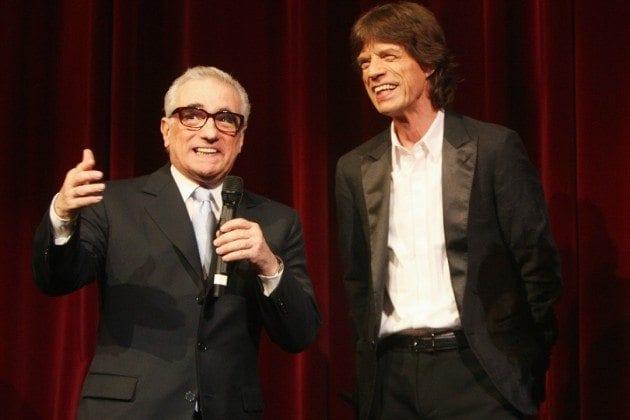Martin Scorsese e Mick Jagger alle prese con una serie tv
