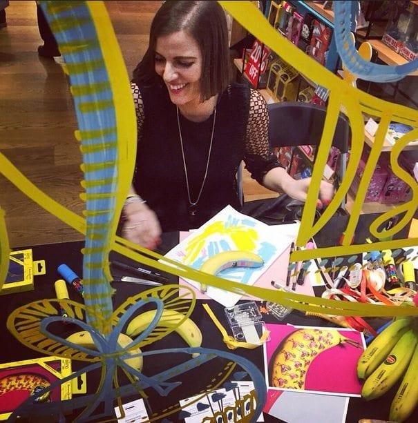 L'intervista a Marta Grossi. Banana Graffiti, Hong Kong e il legame tra design e moda