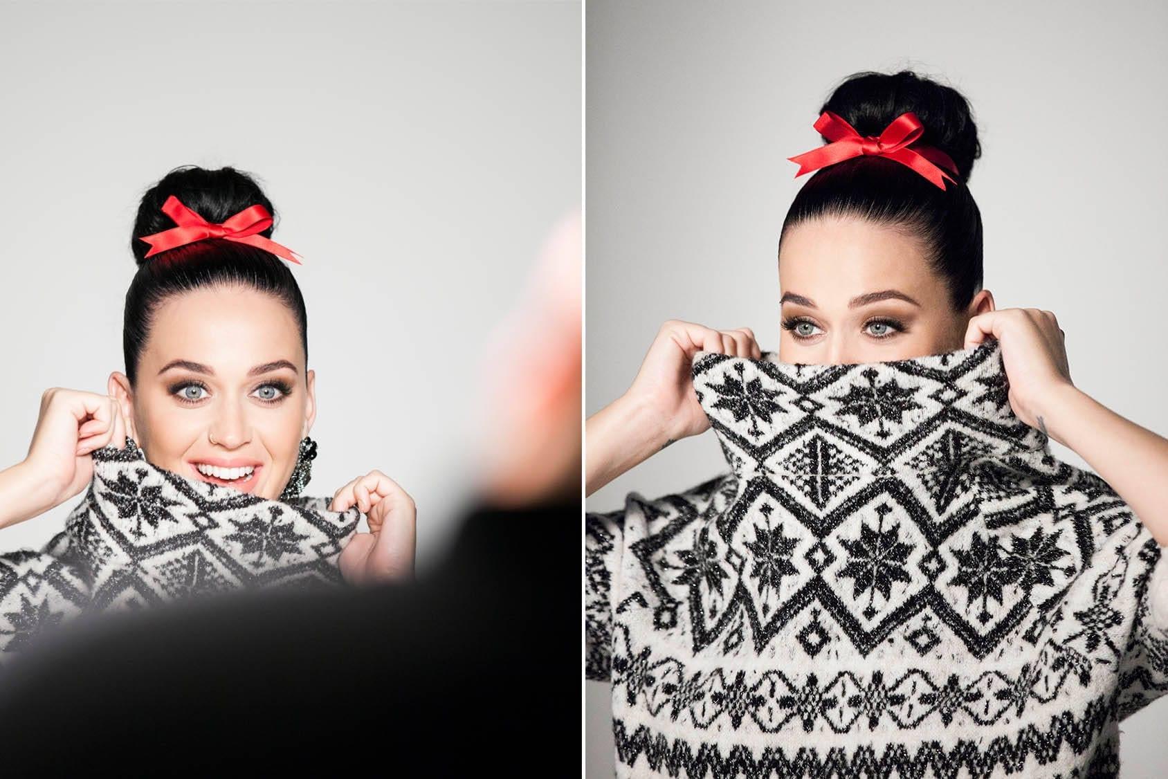 Katy Perry testimonial autunno/inverno 2015 H&M