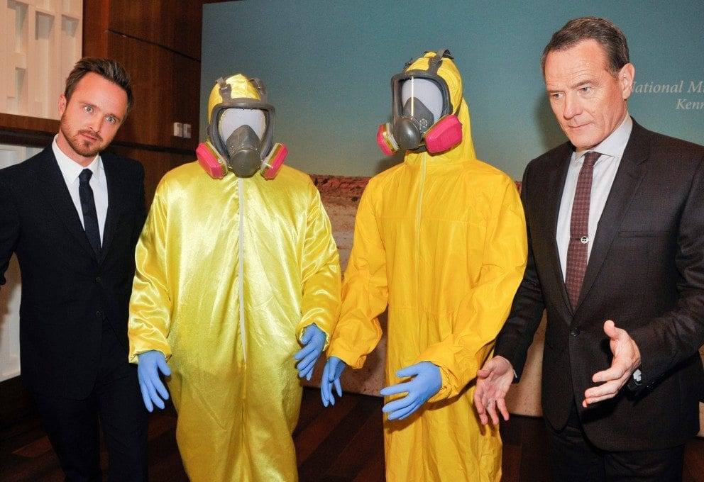 BREAKING BAD AL MUSEO