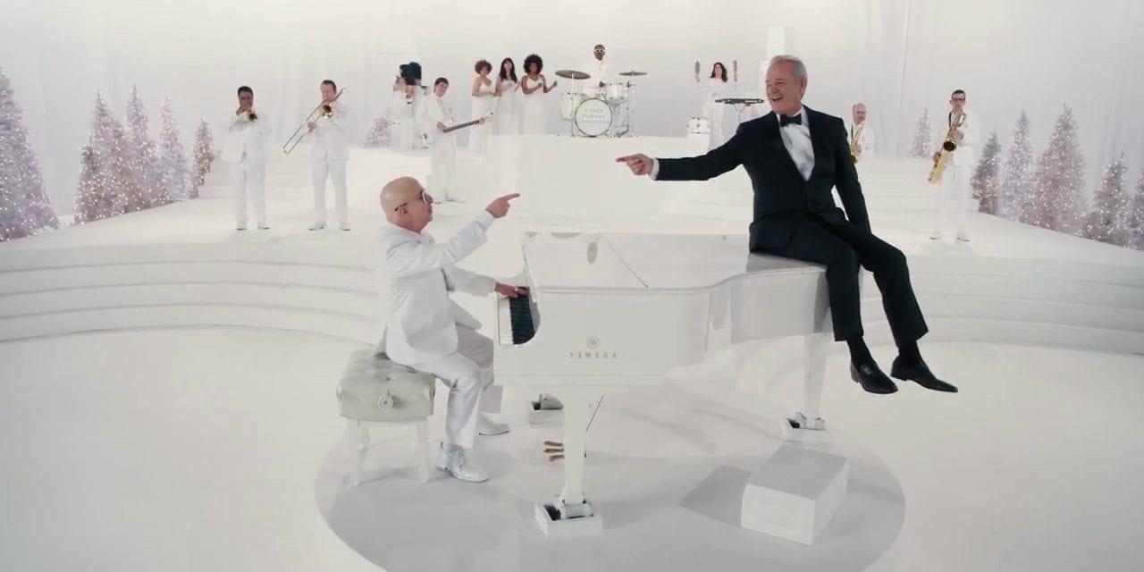 Il trailer dello speciale natalizio, e Bill Murray annuncia il singolo coi Phoenix