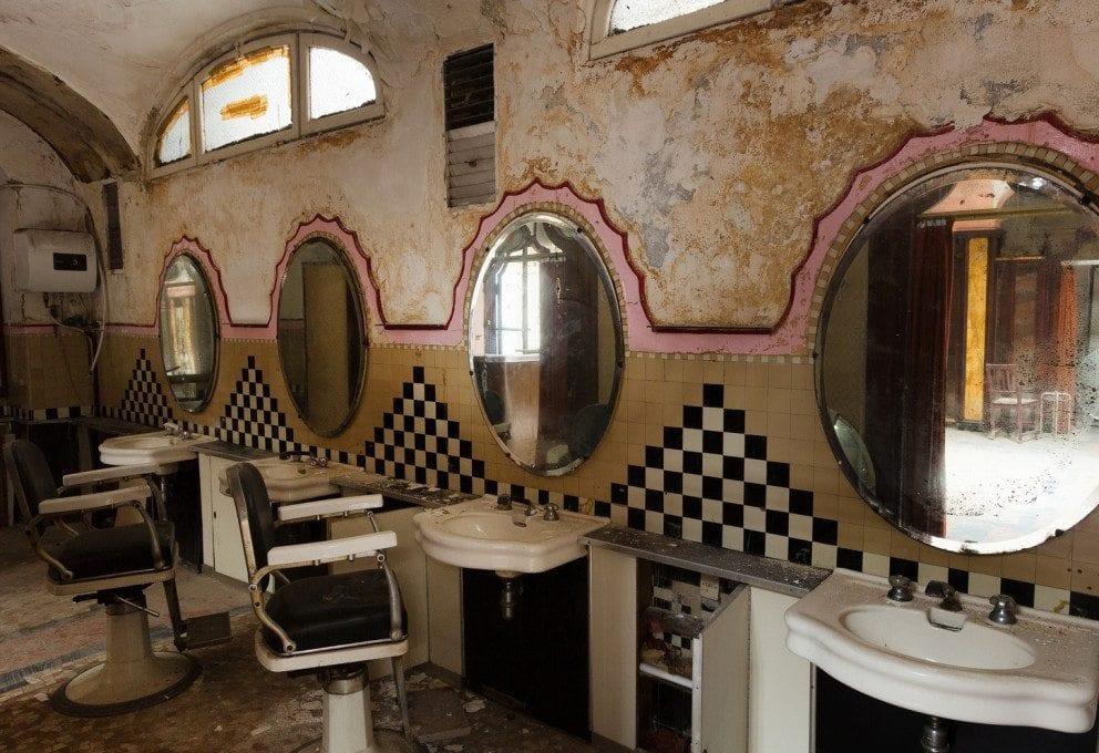 L 39 albergo diurno surrealta 39 nei sotterranei di milano mam e - Cinema porta venezia milano ...
