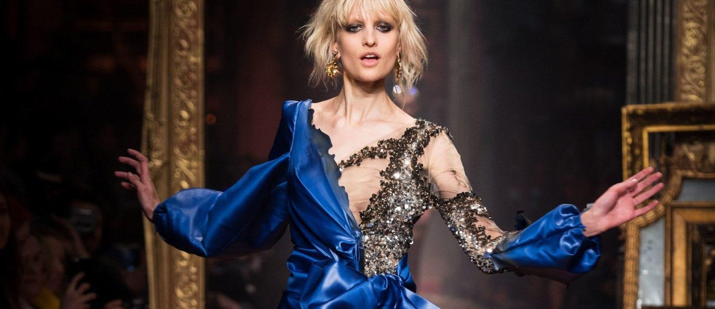 Jeremy Scott presenta la Donna Moschino Fall/Winter 2016, Milano Fashion Week