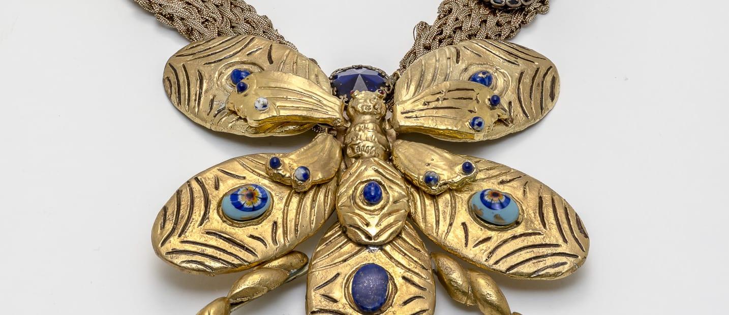 """""""L'arte del bijoux italiano"""". A Palazzo Reale, Milano"""