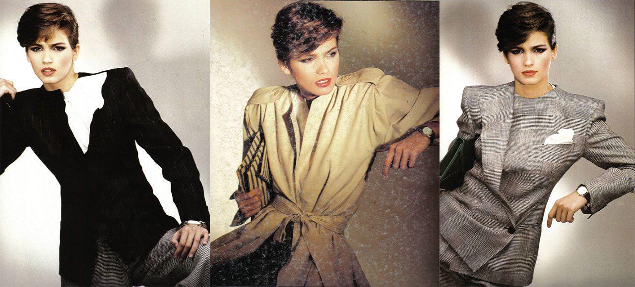 Giorgio Armani:品牌1980年广告大片