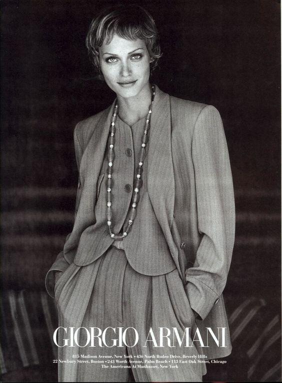 Giorgio Armani:1993年广告