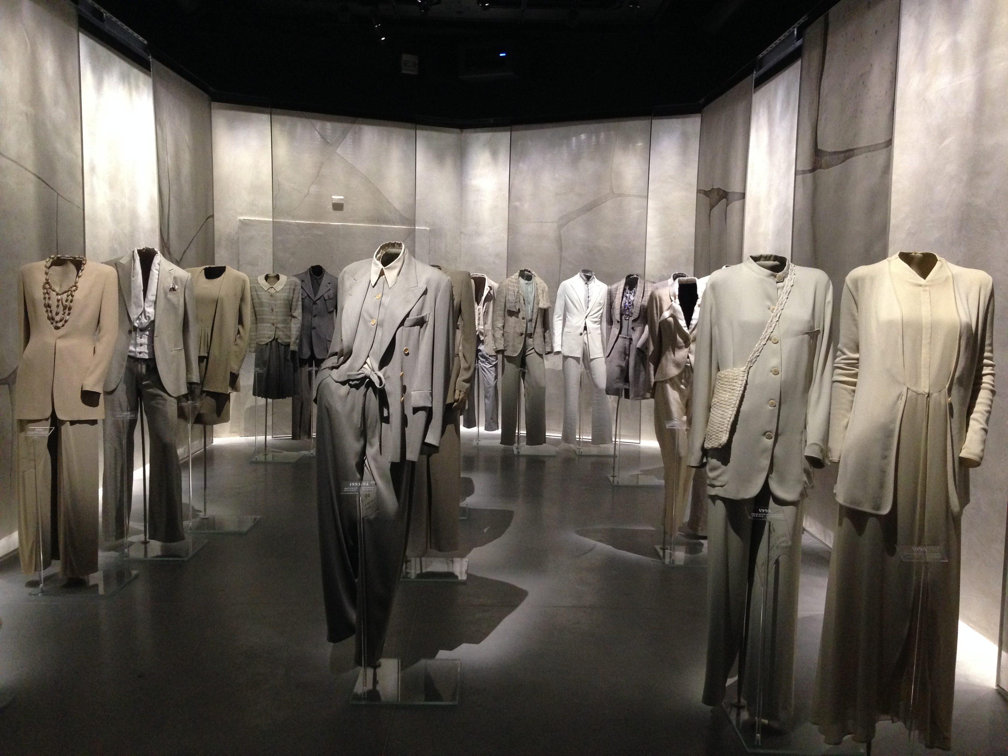 Giorgio Armani:品牌回顾展览