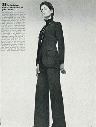 Giorgio Armani:品牌1970年代的套装
