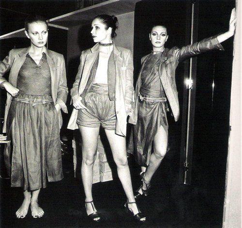 Giorgio Armani:1978年系列