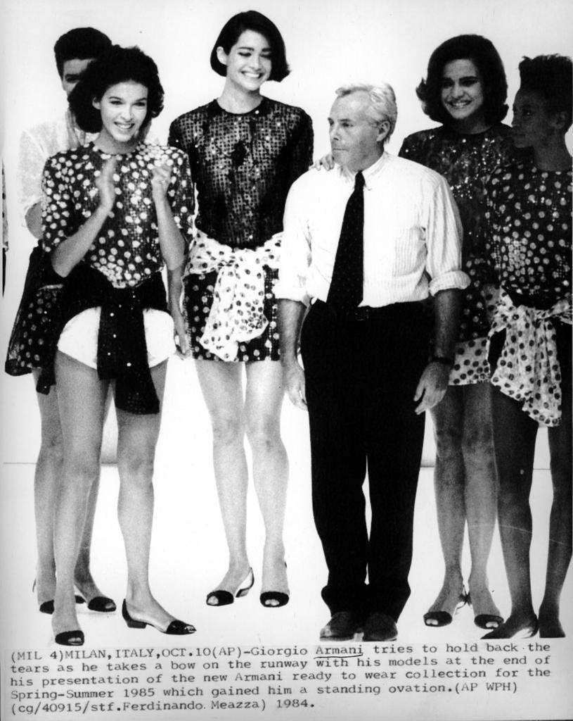 Giorgio Armani:1985年系列