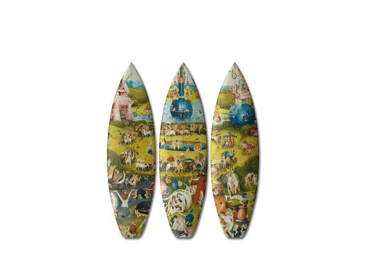 SURFARE AD ARTE