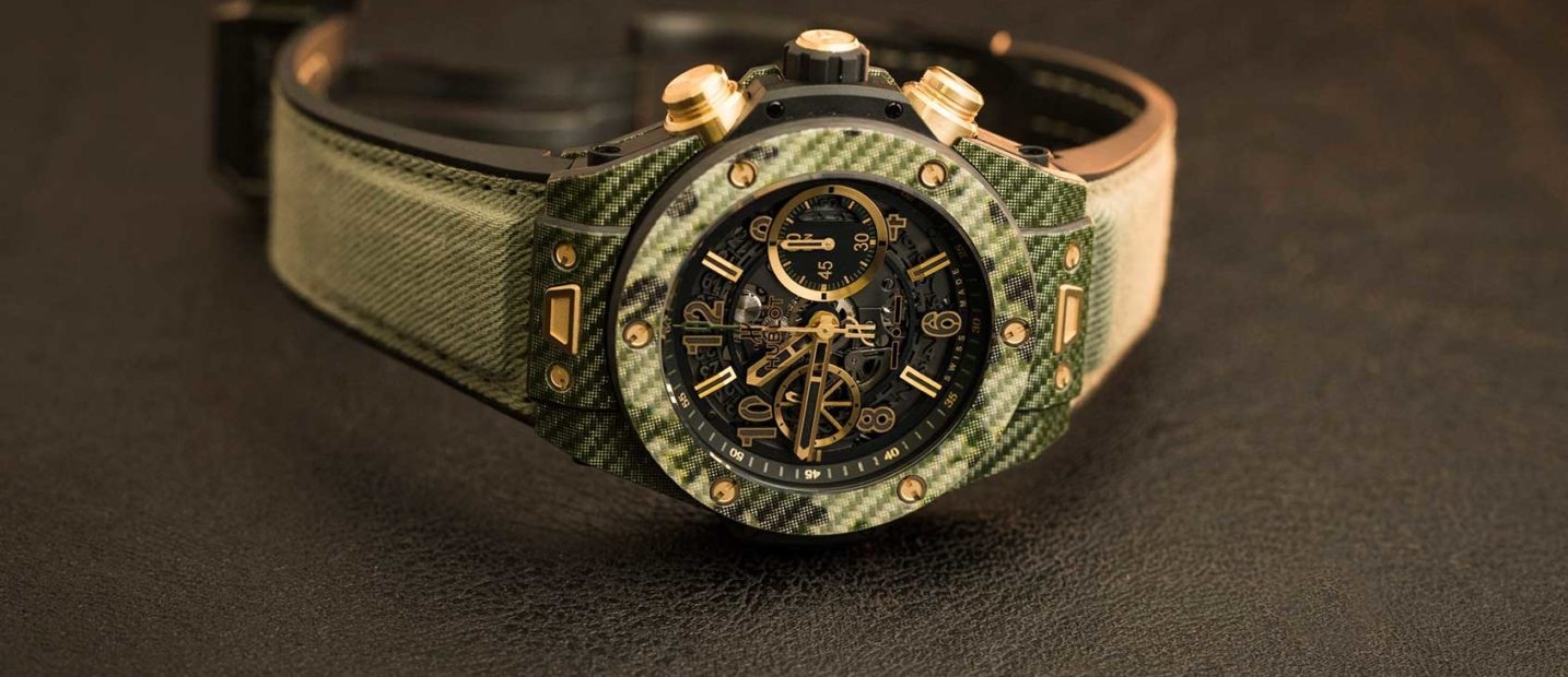 OROLOGI, GREEN IS THE NEW BLUE
