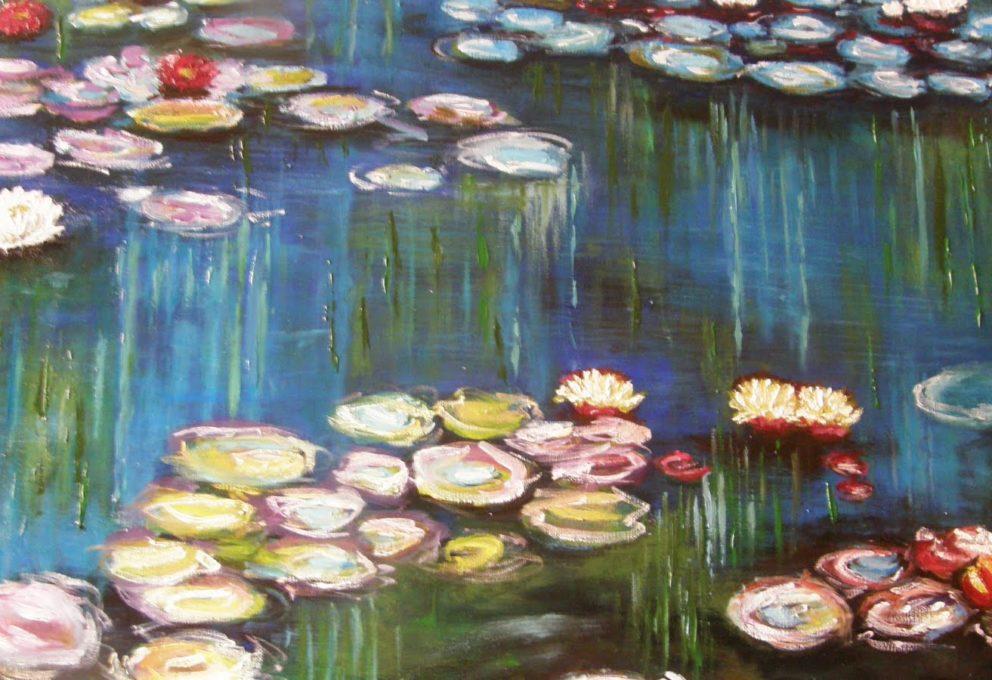Ninfee le sirene dell 39 impressionismo mam e - Giardino delle ninfee ...