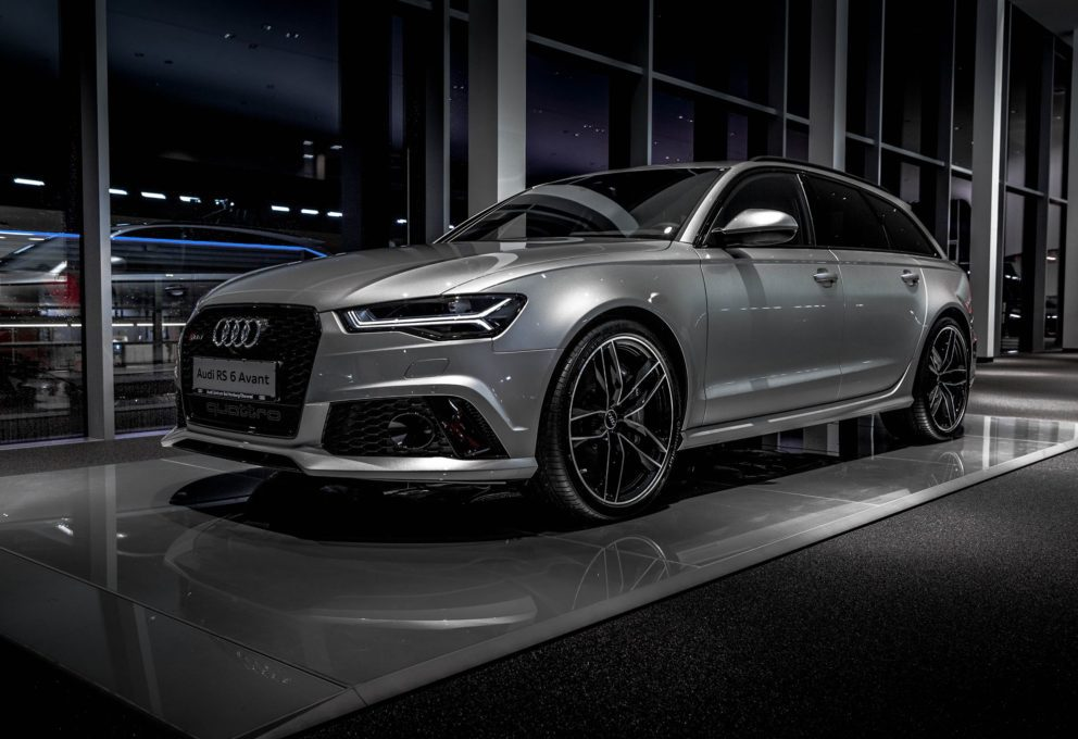 AUDI RS6 PERFORMANCE: UNA VERA SUPERCAR
