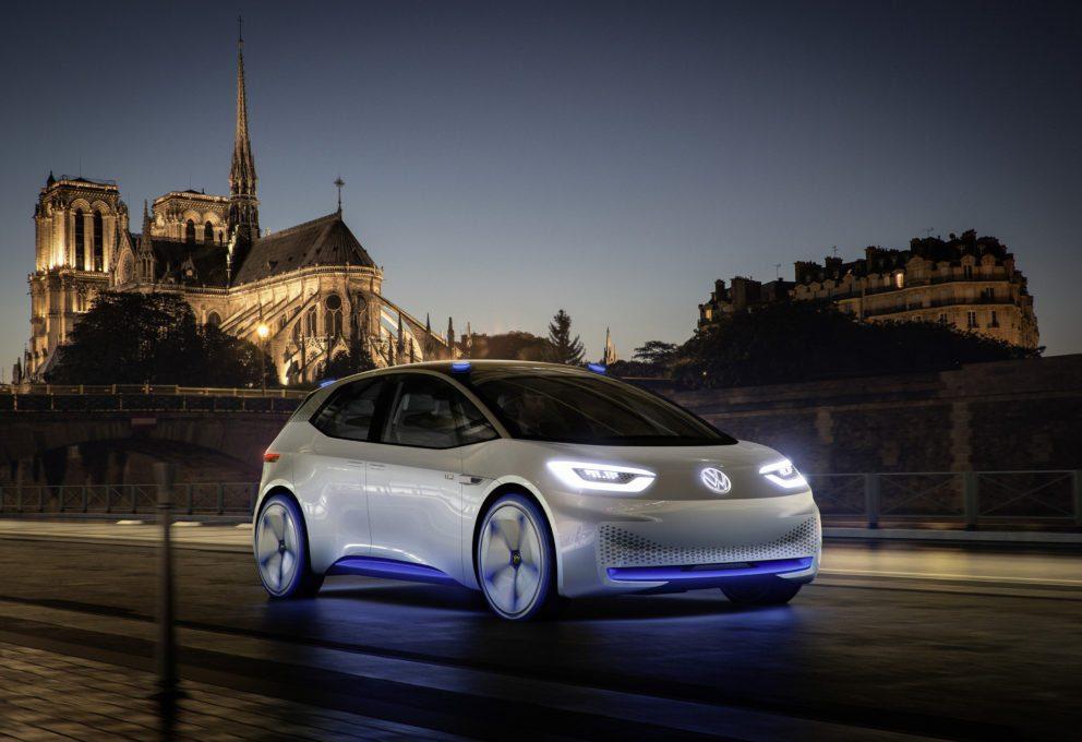 I.D. la macchina del futuro di Volkswagen