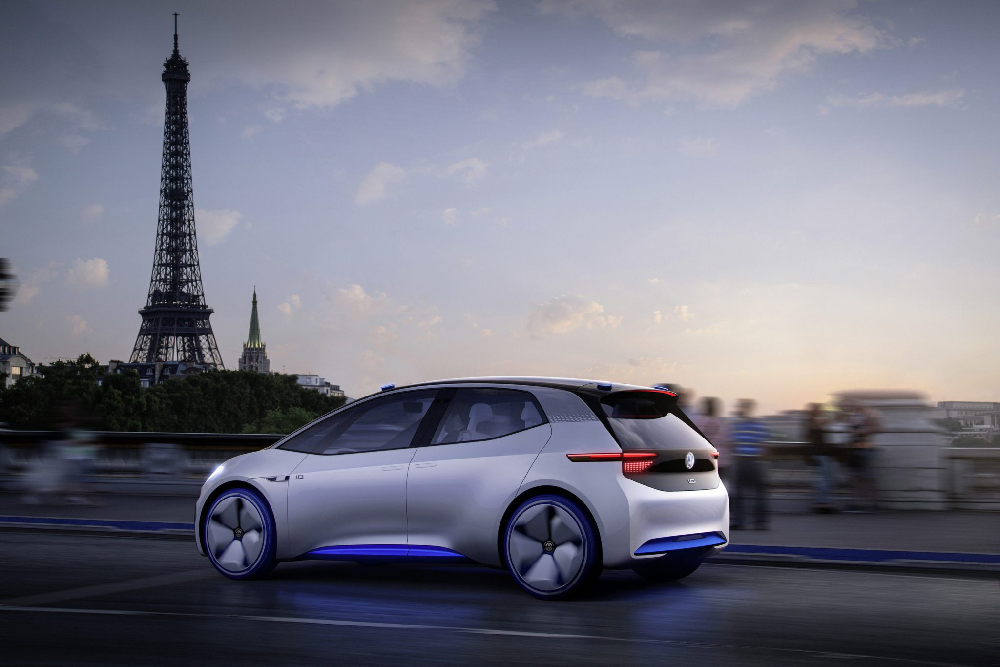 Parigi 2016: le novità Volkswagen
