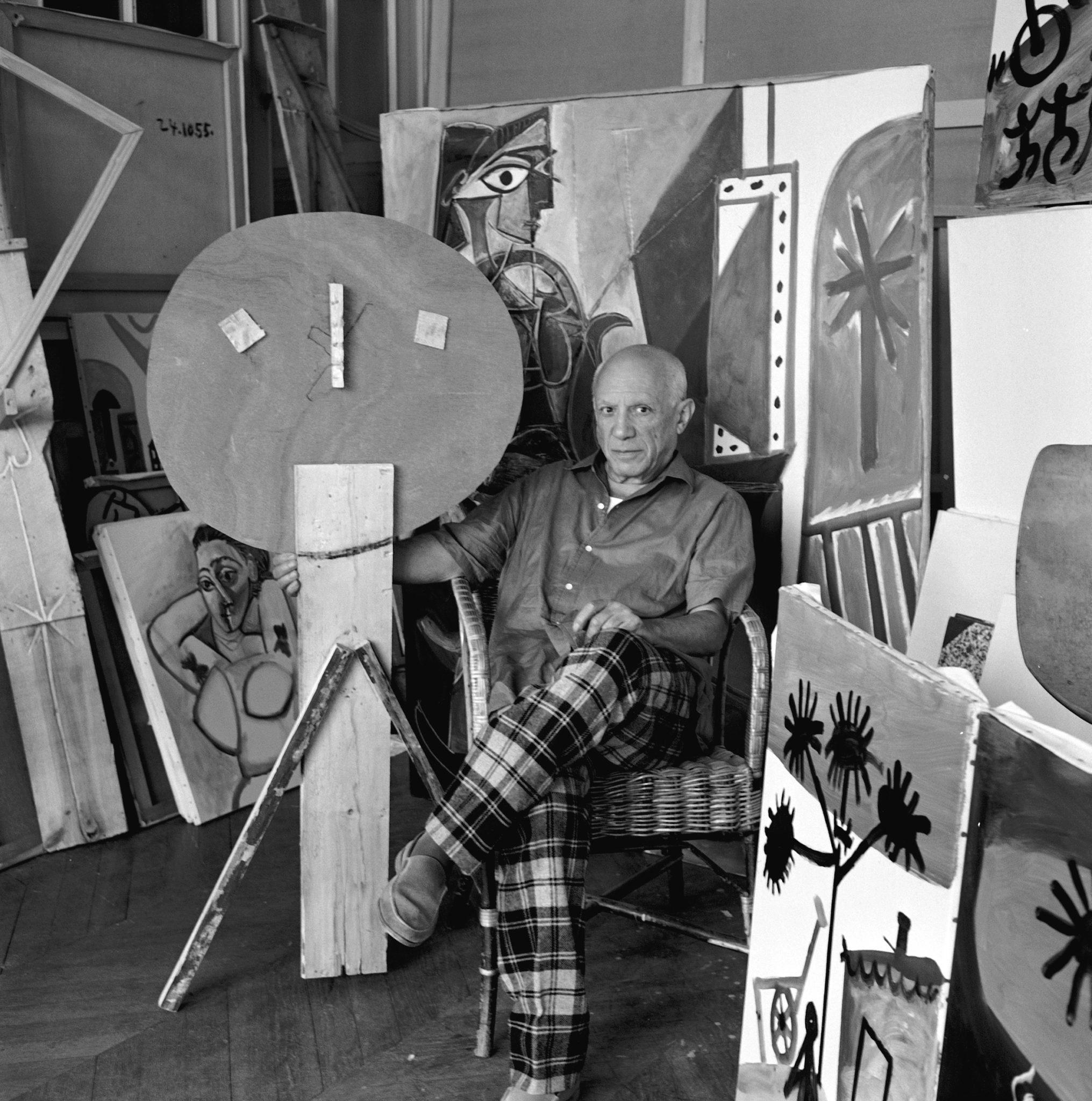 Museo dell'Ara Pacis. Picasso images: le opere, l'artista, il personaggio