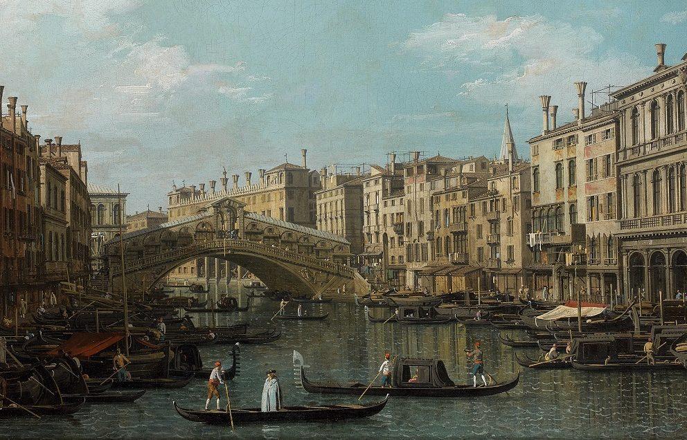 Bellotto e Canaletto alle Gallerie d'Italia in Piazza della Scala