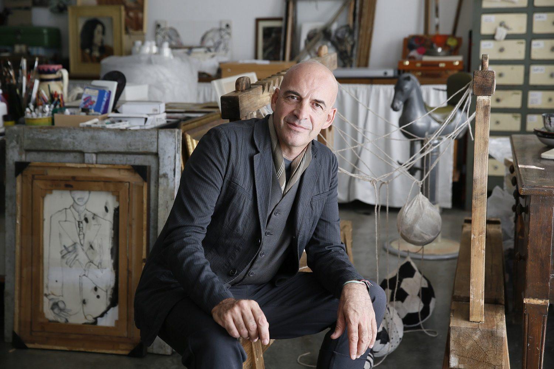 Le altre facce di Antonio Marras: l'artista oltre la moda