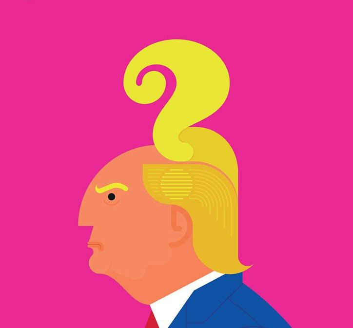 Quanto può andare lontano? Il Telegraph sbeffeggia Trump con il lancio della nuova app
