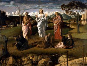 La Trasfigurazione, Giovanni Bellini