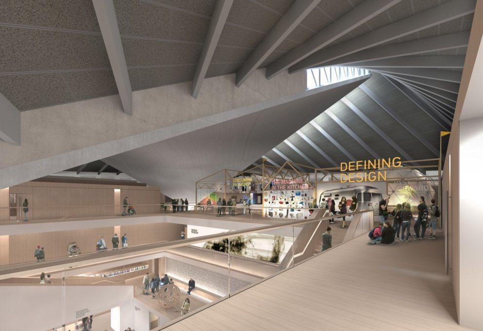 LONDON DESIGN MUSEUM: INAUGURAZIONE DELLA NUOVA SEDE