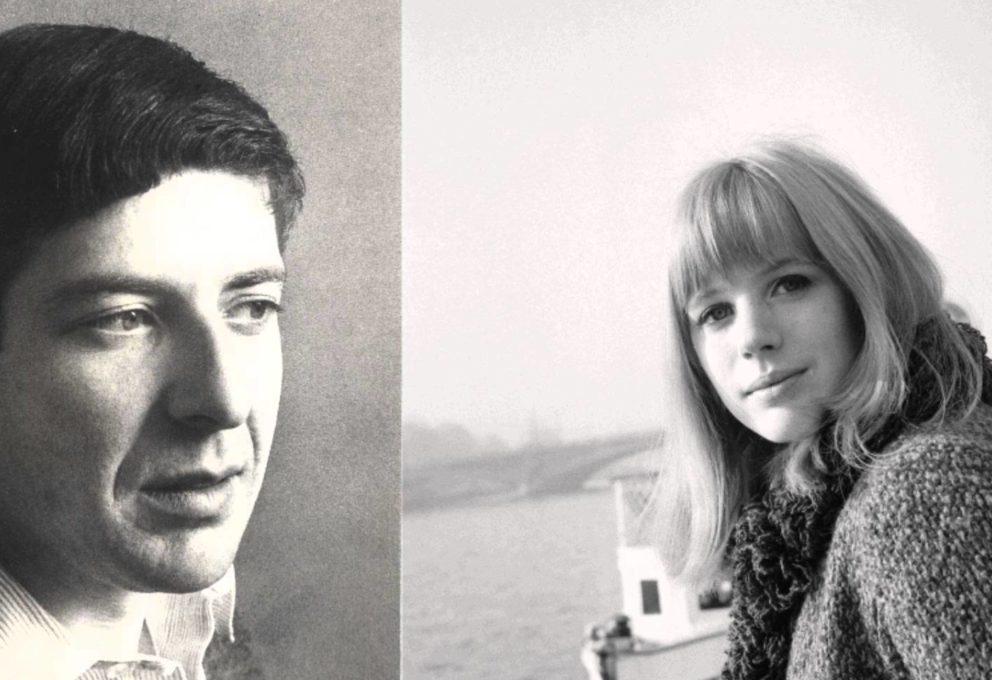 Leonard Cohen e la toccante lettera alla sua musa Marianne