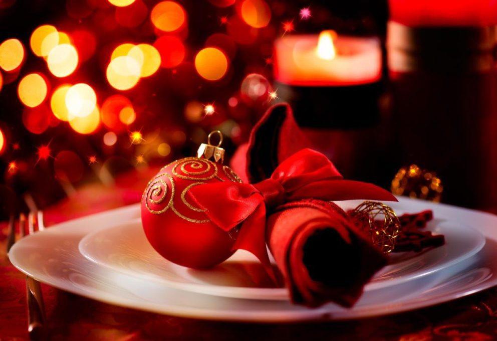 Un menù stellato per la vigilia di Natale
