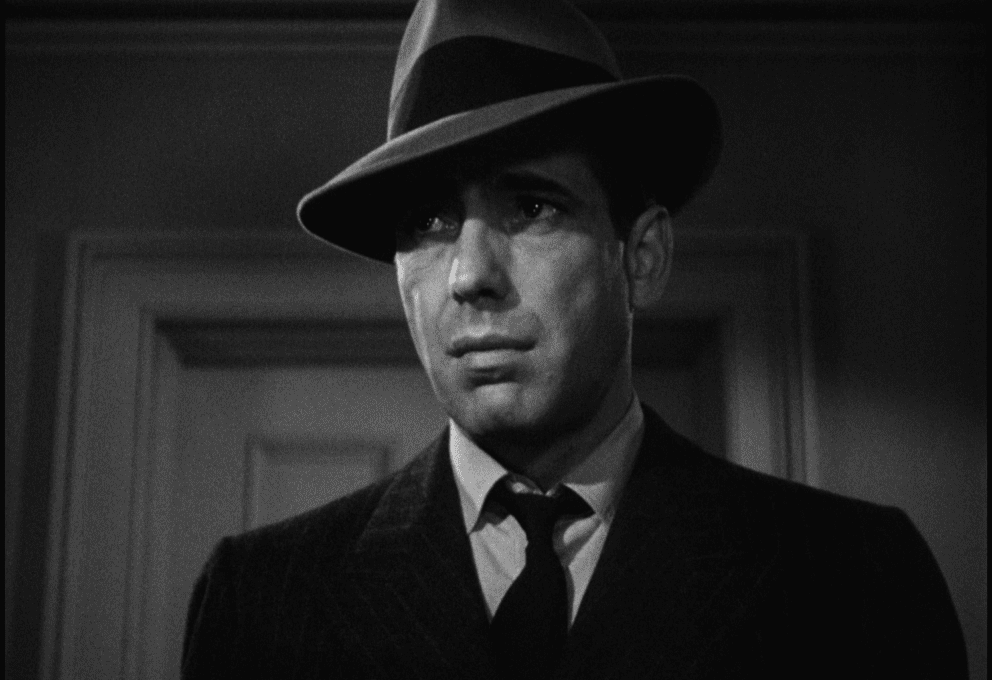 an analysis of humphrey bogart in casablanca by howard hawks Producer/director: howard hawks  humphrey bogart had just come off  casablanca (1942), which had helped in his evolution from a stock.
