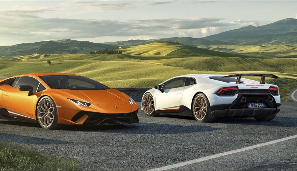 LAMBORGHINI HURACAN PERFORMANTE, L'INDOMABILE