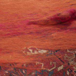 design: woven forms alla biennale di venezia. Dana Barnes, dettaglio