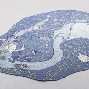 design: woven forms alla biennale di venezia. David Wiseman