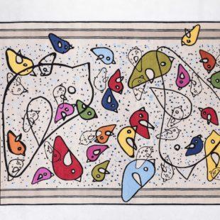 design: woven forms alla biennale di venezia. Renate Muller