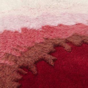 design: woven forms alla biennale di venezia. The Haas Brothers, dettaglio