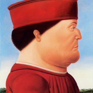 Arte: I 50 anni di Botero a Roma, Piero della Francesca