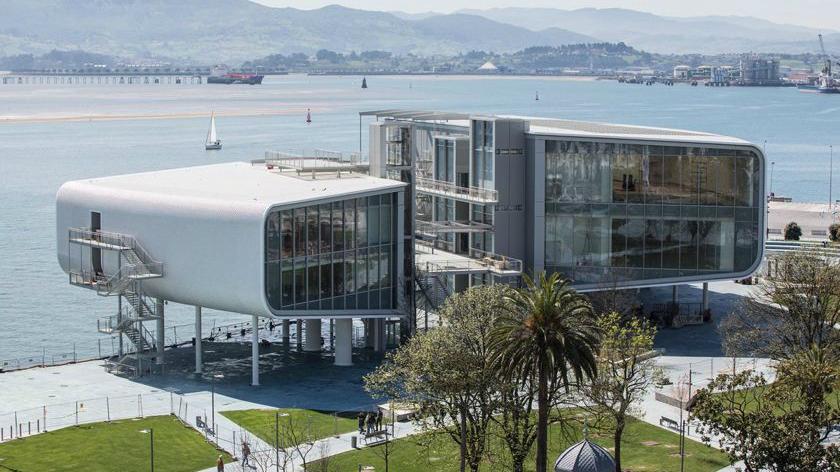 Mame Arte: la prima volta di Renzo Piano in Spagna, Centro de Arte Botín