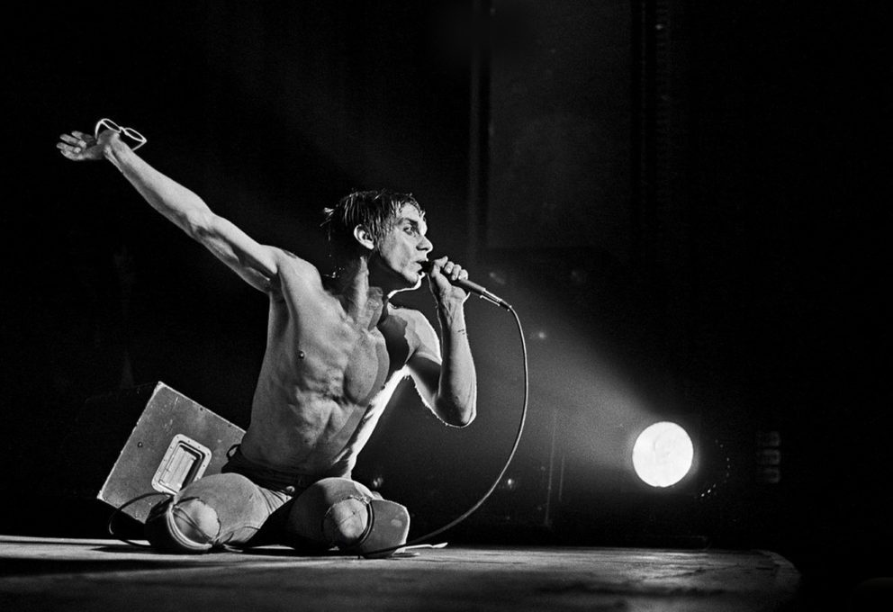 IGGY POP: I 70 ANNI DELL'IGUANA DEL ROCK