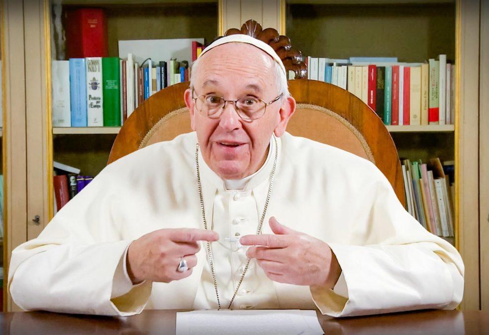 Frasi Natale Di Papa Francesco.Frasi X Natale Di Papa Francesco Sanzoni Di Natale