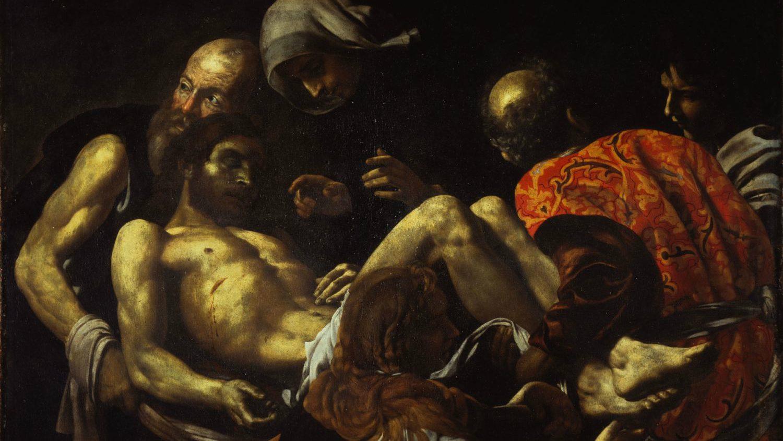 arte: caravaggio e i caravaggeschi in mostra ad otranto. olio su tela