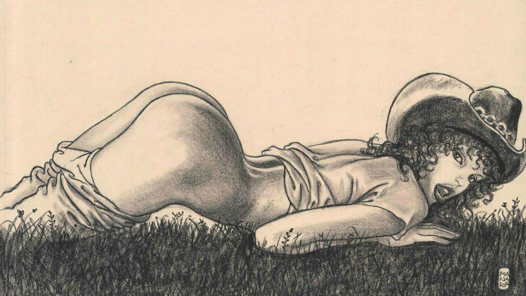 arte: l'estate romana di milo manara al macro testaccio. comics