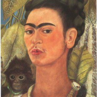 arte: frida kahlo oltre il mito al mudec di milano. oil on masonite