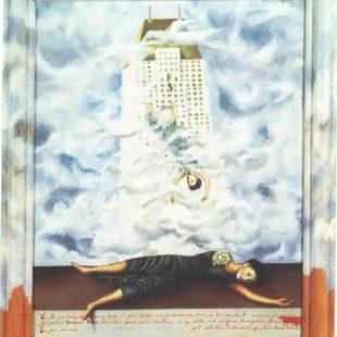 arte: frida kahlo oltre il mito al mudec di milano. oil on masonite with painted frame