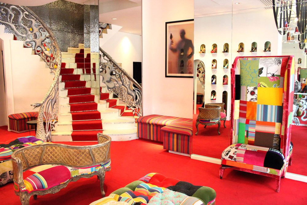 christian louboutin france stores