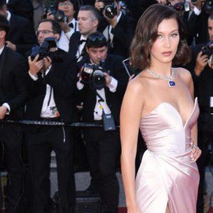 Lifestyle: Bella Hadid lezioni di make up a Cannes