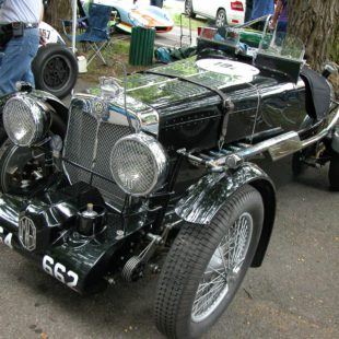 lifestyle motori silver flag castell'arquato vernasca per auto storiche.MG