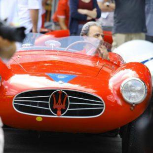 lifestyle motori silver flag castell'arquato vernasca per auto storiche.eleganza Maserati